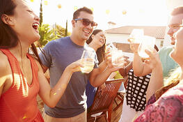 Summer DUI Drinking Party